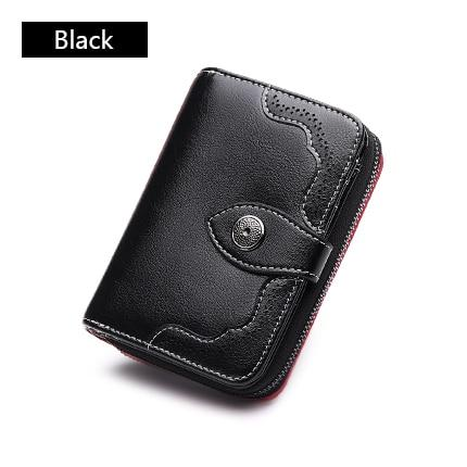 2018 fashion wallet ladies wallet brand coin purse zipper wallet female short wallet ladies high quality wallet small purse