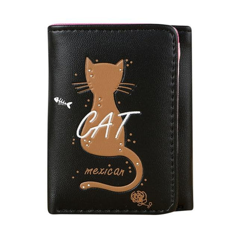 Cat Cute Coin Purse wallet
