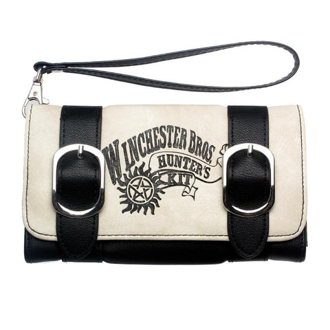 Supernatural Winchester Bros Women Purse