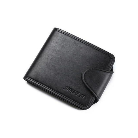 Bifold PU Leather Purse Wallet