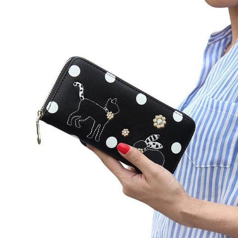 Large Capacity Luxury Wallets