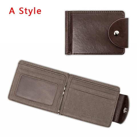 Card Holder Vintage Wallet