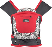 Close Caboo + Organic Baby Carrier
