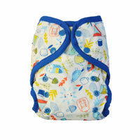 Seedling Baby Multi-Fit Pocket Nappy - Discontinued Prints