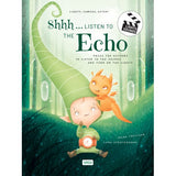 """Shh... Listen to the Echo"" Book with lights and sound"