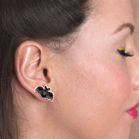 Bat Studs (Earrings)