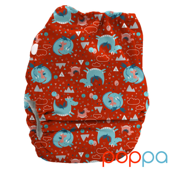 Bubblebubs Candies AI2 OSFM Nappy 2019 Prints