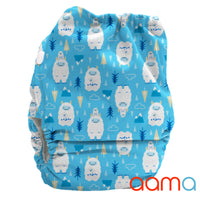 Bubblebubs Candies AI2 OSFM Nappy 2020 prints