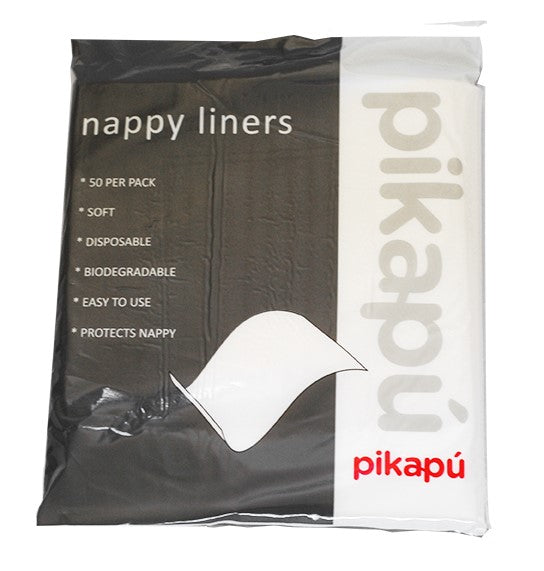 Pikapu Disposable Liners
