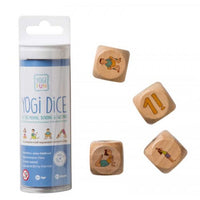 Yogi Fun Yoga Dice Game