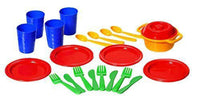 Dinner Set for Four (Education Version)