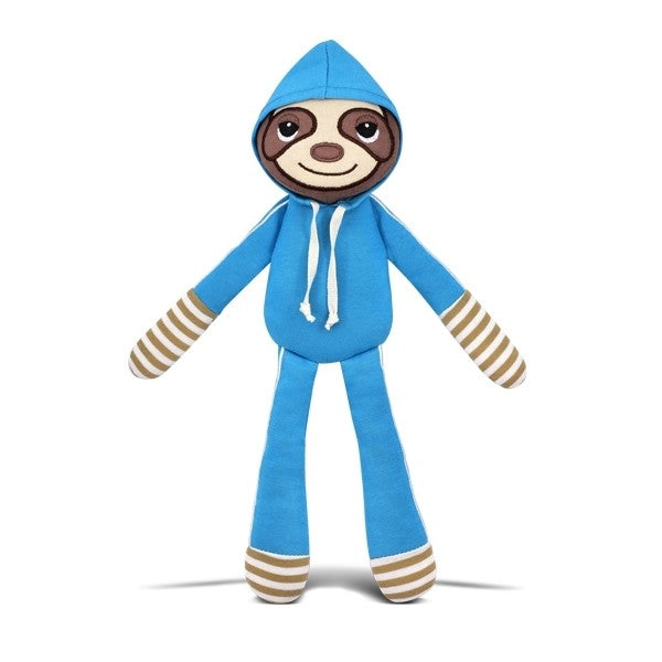 Supersonic Sergio Plush Toy with hood