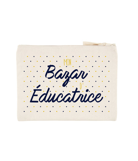 Pochette Bazar cœur Opticienne