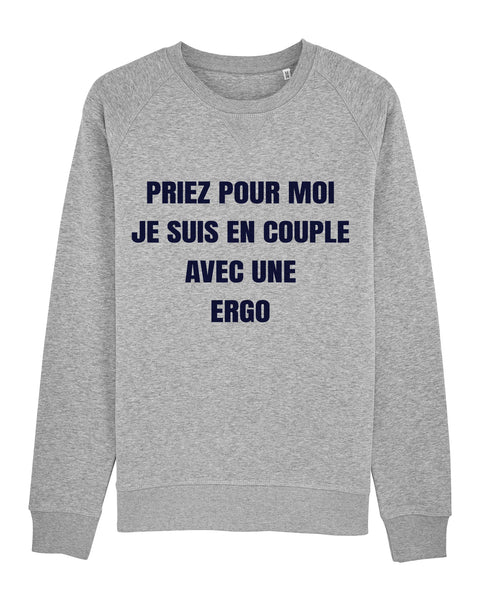 Sweat En couple H - Comptoir des Ergos