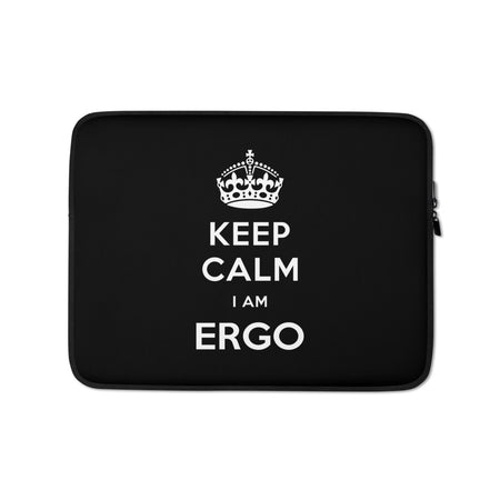 Sweat Keep calm I'm Ergo