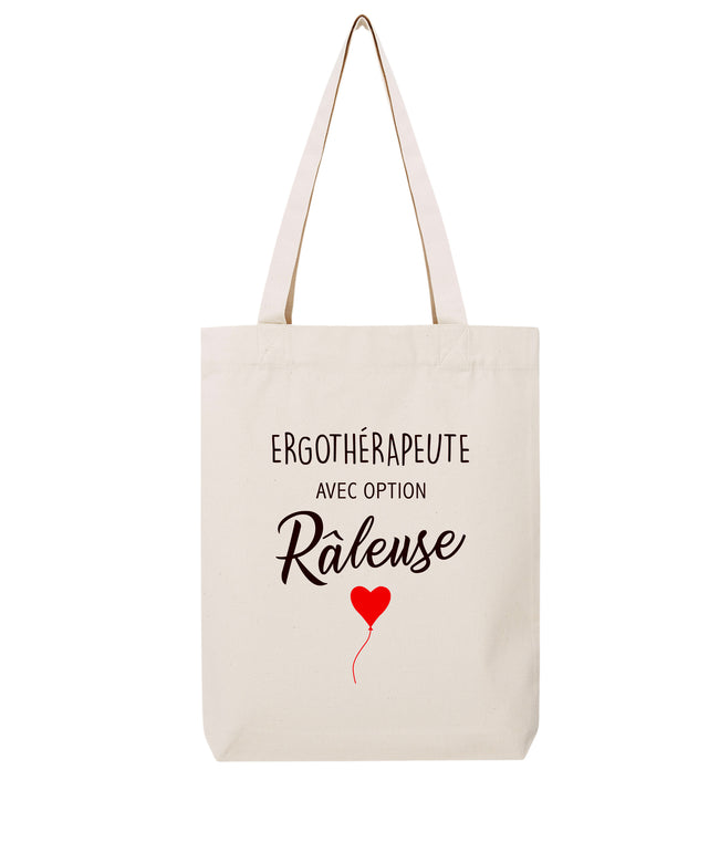 Tote bag Ergo option râleuse - Comptoir des Ergos