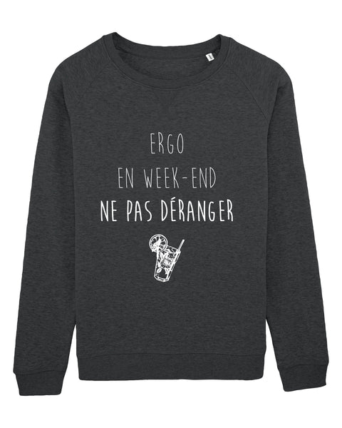 Sweat Ergo en week-end - Comptoir des Ergos