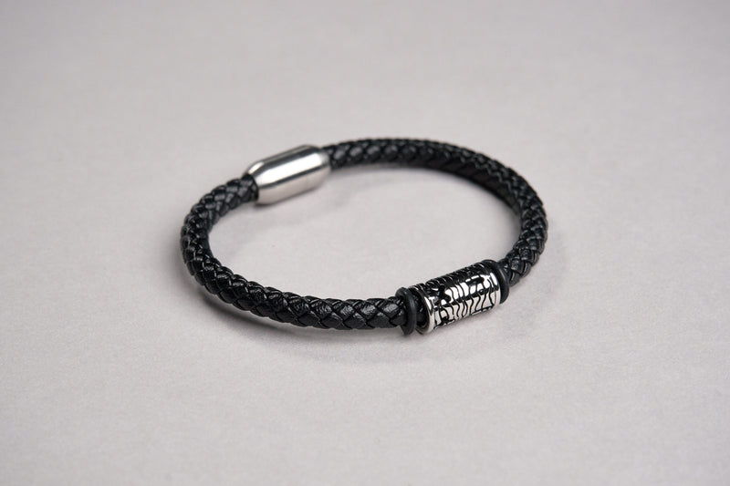 Zensai Leather Rope Bracelet #2