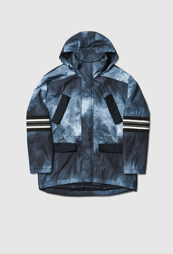 Blue Cloud Tech-Dye Parka