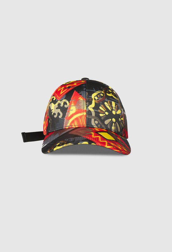 Tribal Camo Cap