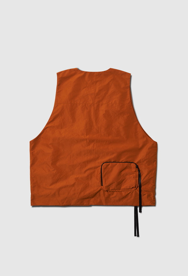 Tactical Blaze Vest in Orange