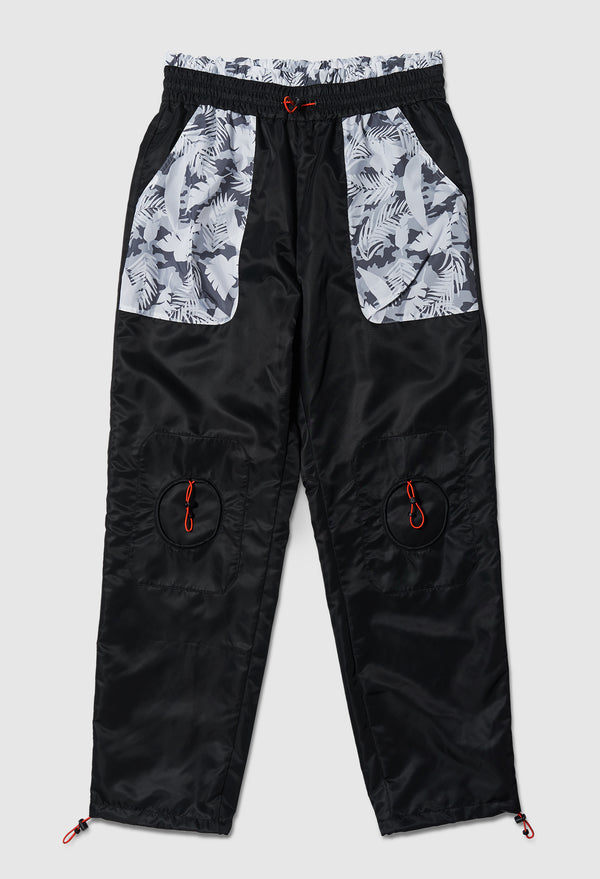 Anti-Apocalypse Track Pants in Black
