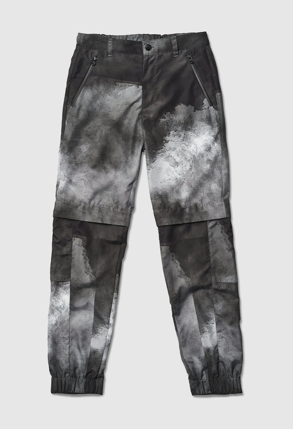 100 Moon Grey Convertible Pants