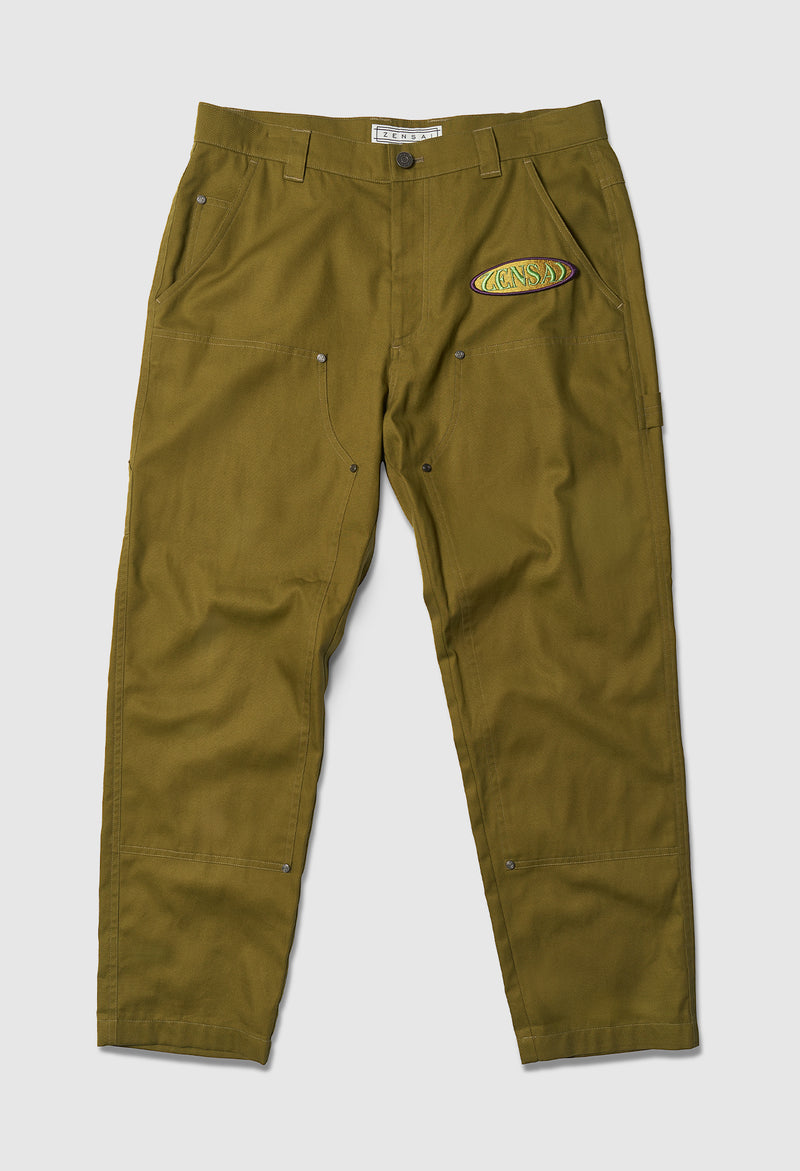Carpenter Canvas Pants