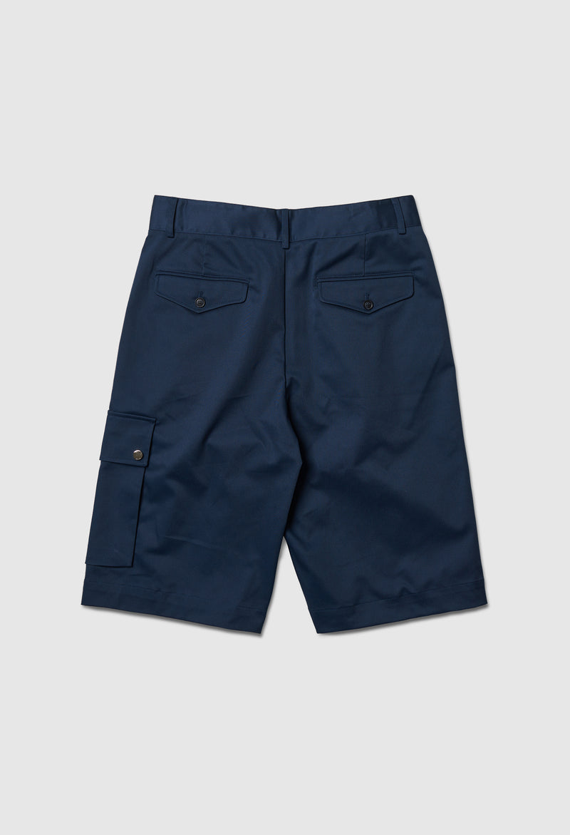 Wild Boy Cargo Shorts in Blue