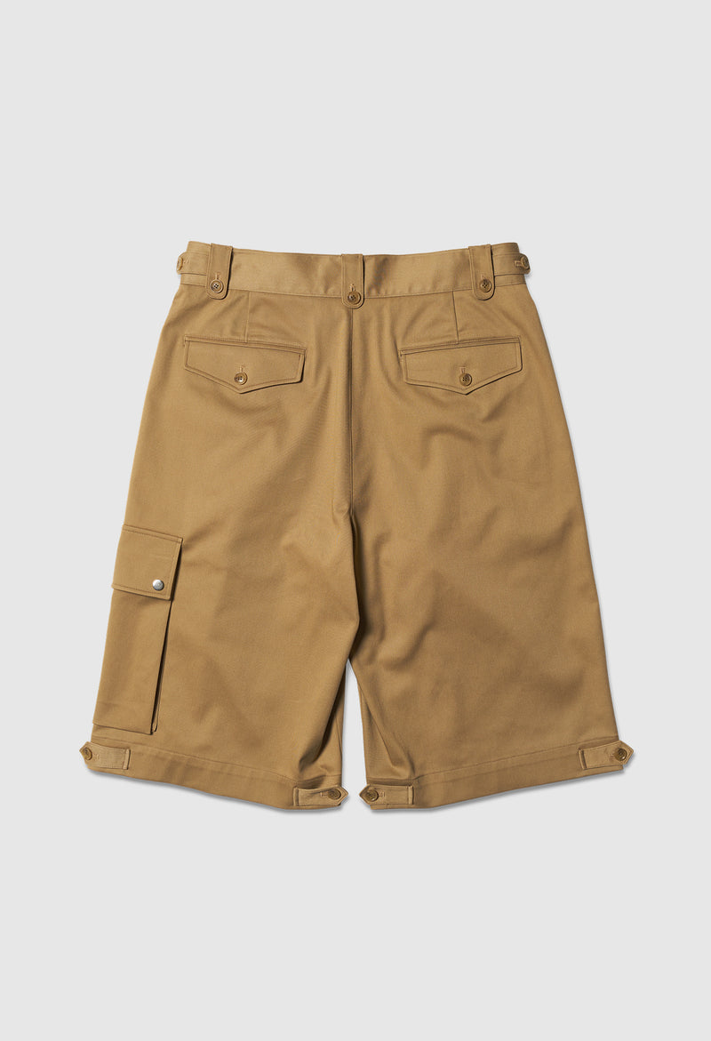 Wild Boy Cargo Shorts in Khaki