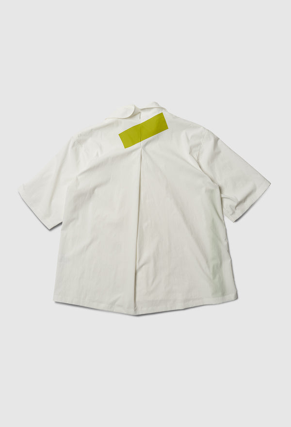 Art House Safari Shirt in White
