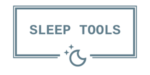 Sleep Tools header logo sleep better good sleep