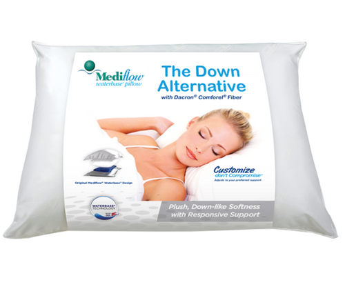 mediflow water pillow