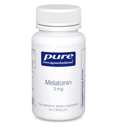 Melatonin 3 mg- 180 Capsules