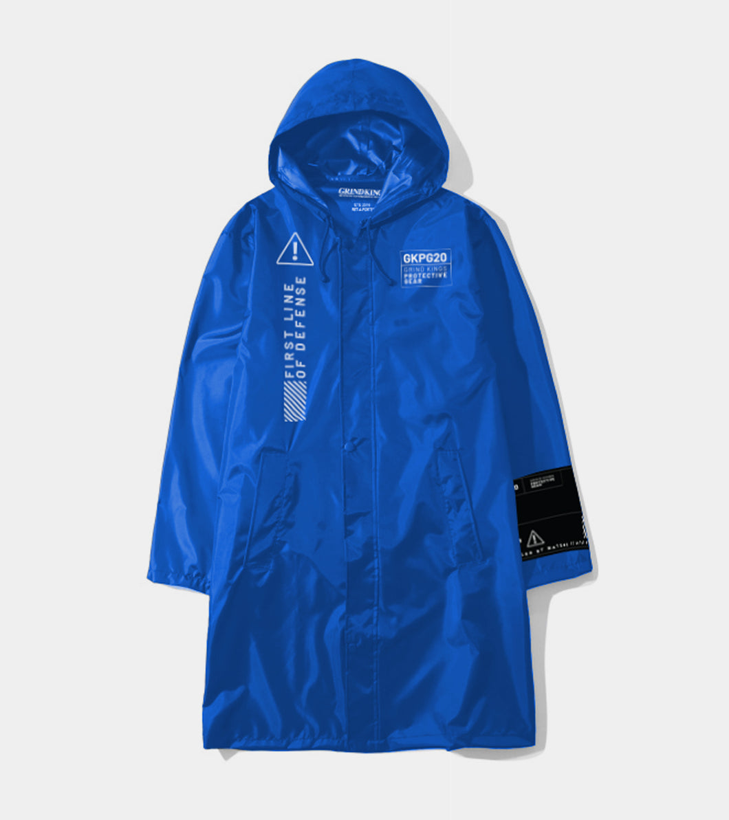 GKPG20 Logo PPE Trench - Blue