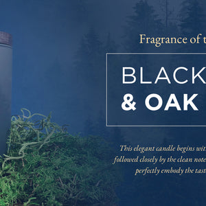Fragrance of the Month – Black Pine and Oak Moss