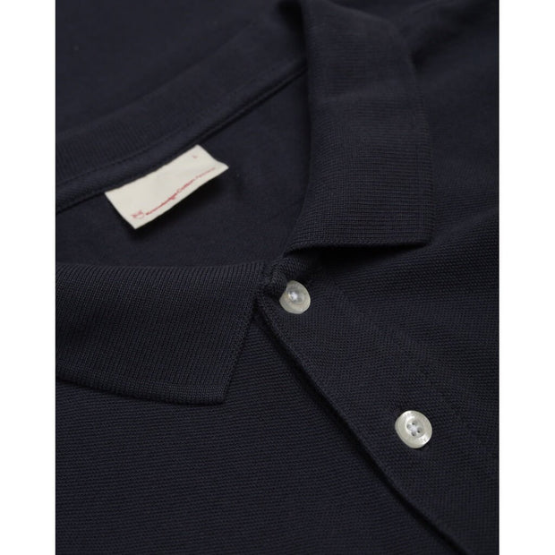 Polo-Coton-Bio-Homme-KnowledgeCotton-Apparel-Noir-Zoom
