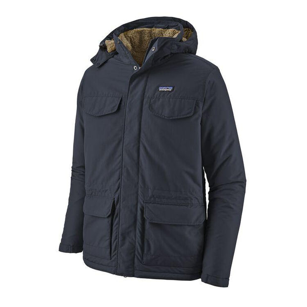 Parka Patagonia M's Isthmus Navy - Echoppe Sauvage