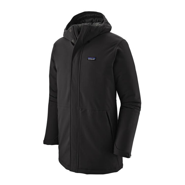 Parka Patagonia Lone Mountain Black