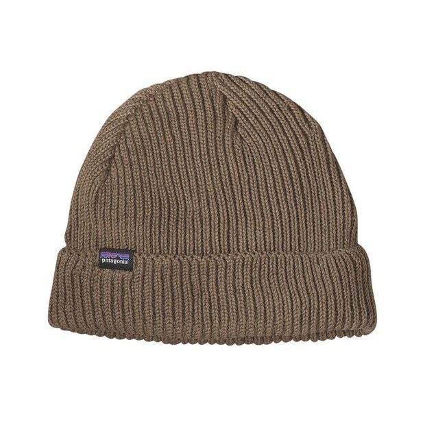 Bonnet Patagonia Fishermans Rolled Ash Tan - Echoppe Sauvage