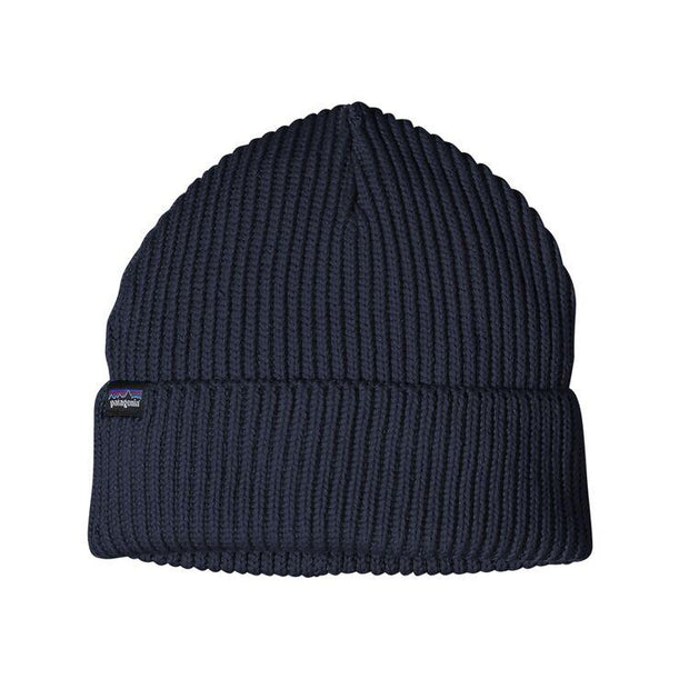 Bonnet Patagonia Fishermans Rolled Navy Blue - Echoppe Sauvage