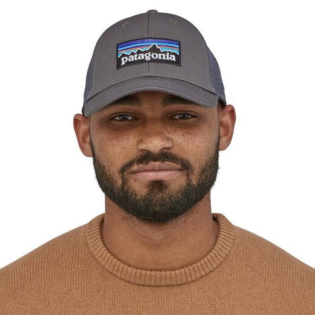 Casquette-Patagonia-P-6-Logo-LoPro-Trucker-Hat-Forge-Grey-Style