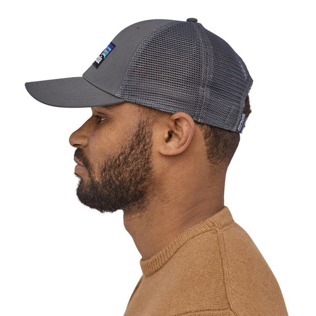 Casquette-Patagonia-P-6-Logo-LoPro-Trucker-Hat-Forge-Grey-Style2