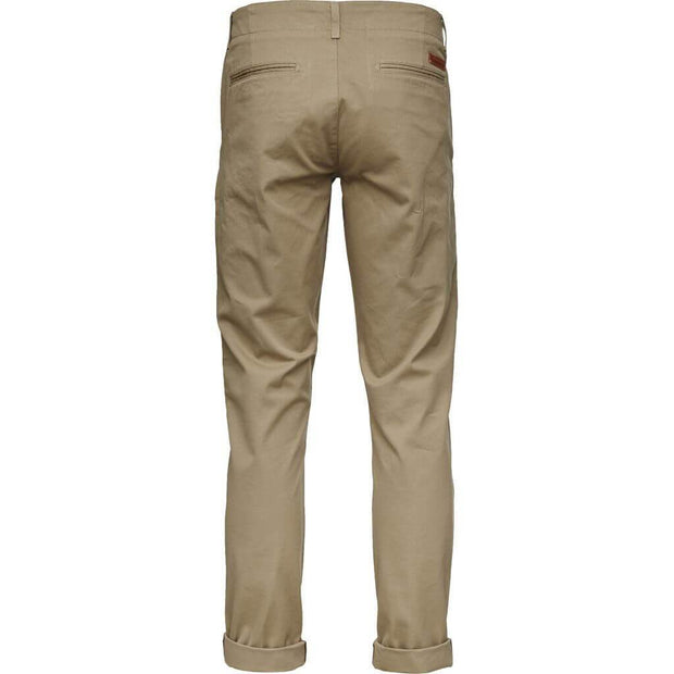 Chino-Coton-Bio-Homme-KnowledgeCotton-Apparel-Beige-Dos