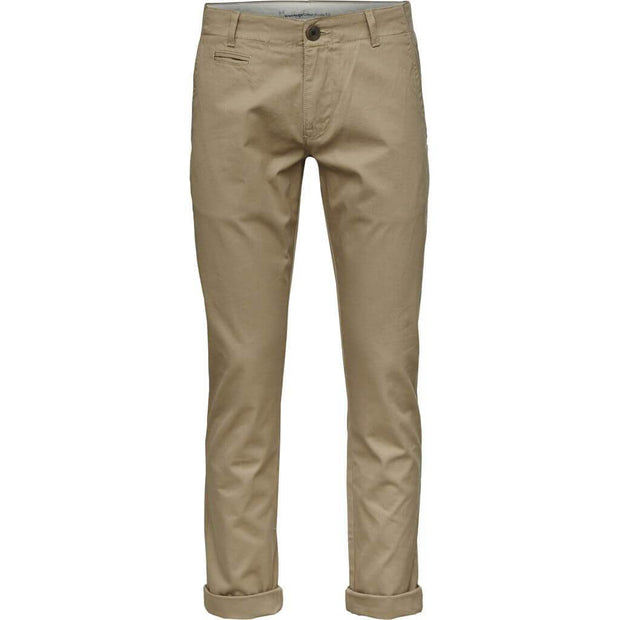 Chino-Coton-Bio-Homme-KnowledgeCotton-Apparel-Beige-Face