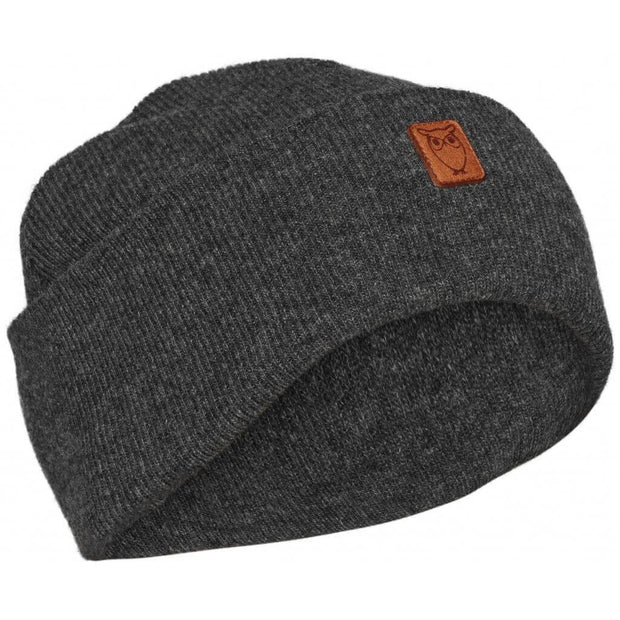 Bonnet Laine Bio KnowledgeCotton Apparel - Echoppe Sauvage
