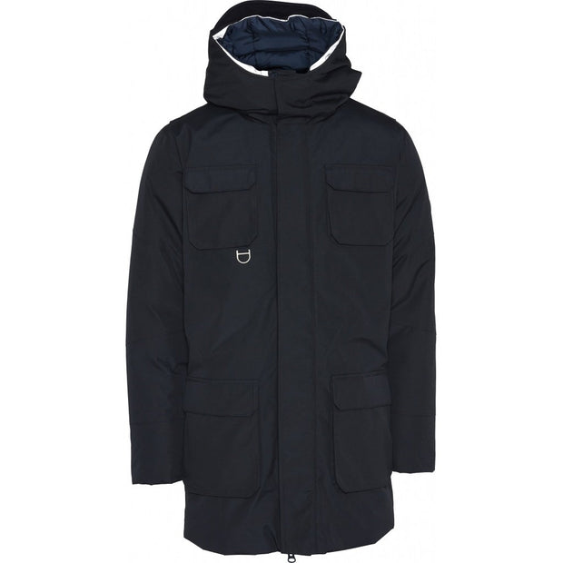 Parka KnowledgeCotton Apparel Arctic Canvas - Echoppe Sauvage