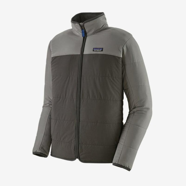 Blouson Patagonia M's Pack In - Forge Grey - Echoppe Sauvage