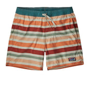 Boardshort Patagonia pour Homme Wavefarer Volley Orange - Echoppe Sauvage