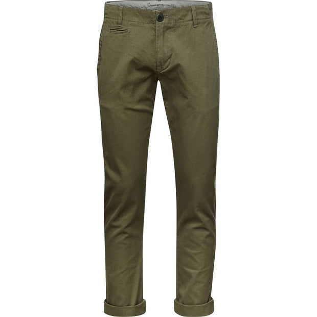 KnowledgeCotton-Apparel-Chino-Vert